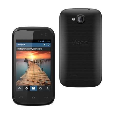"Smartphone 3.5"" Yezz Andy 3.5E12 Double Sim 4Go - Noir"