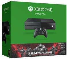 Pack Xbox One + Gear of Wars