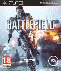 Battlefield 4 sur ps3 (import UK)