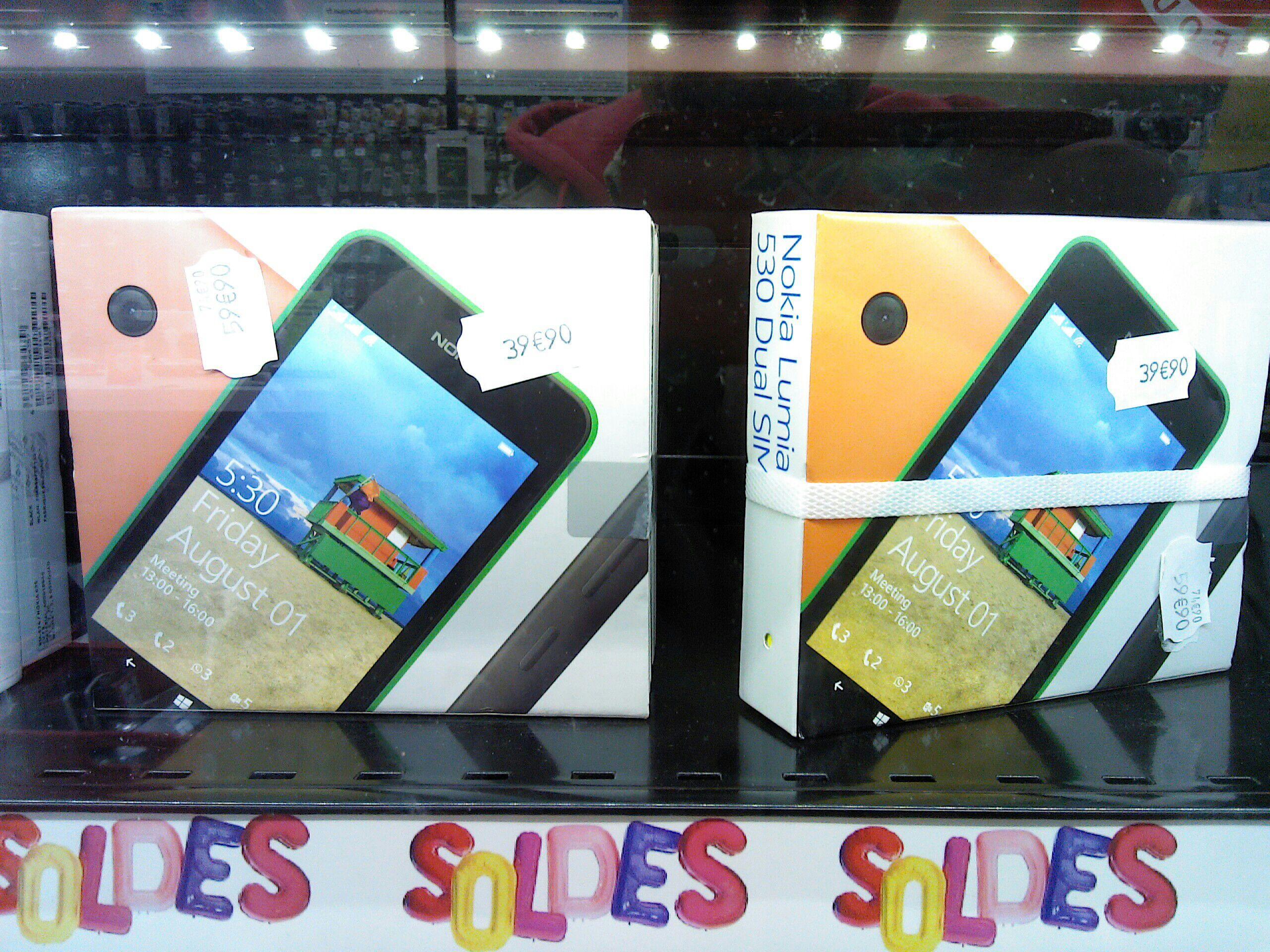 "Smartphone 4"" Nokia Lumia 530"