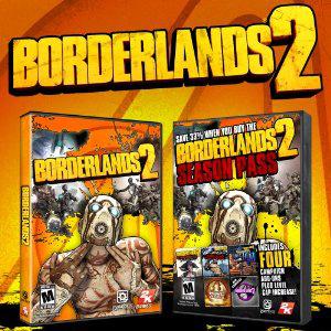 Borderlands 2 + season pass [PC-Steam]