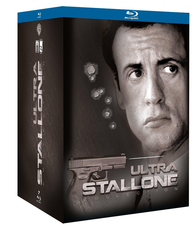 Coffret Blu-Ray Ultra Stallone Collection