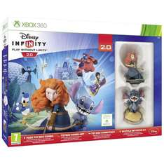 Pack Disney Infinity 2.0 Toy Box Combo sur PS3 ou Xbox 360