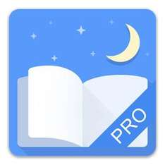 Moon+ Reader Pro sur Android