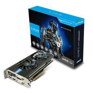 Carte graphique Sapphire Radeon R9 270X Vapor-X 2G GDDR5
