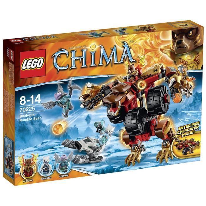 L'Ours de Bladvic Lego Chima 70225