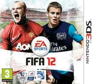 Jeux de footbal sur 3DS : PES 2011 à 6.20€ ou FIFA 2012