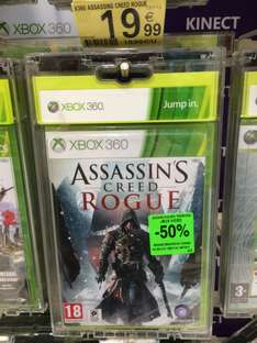 Sélection de jeux video en promotion - Ex : Jeu Assassin's creed Rogue sur Xbox 360