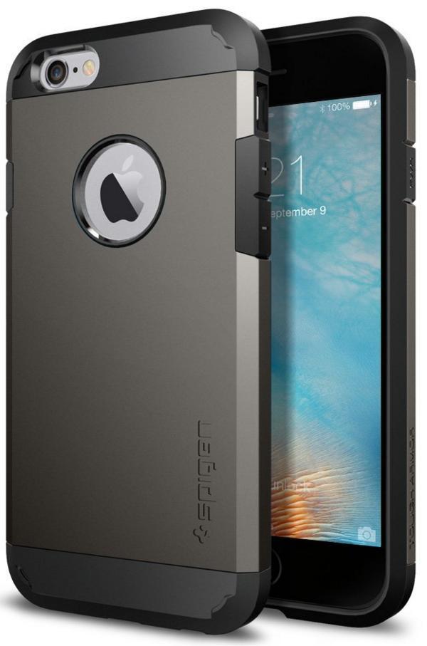 Coque iPhone 6/6s Spigen Extreme protection