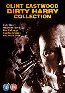 Dirty Harry Collection 5 DVD