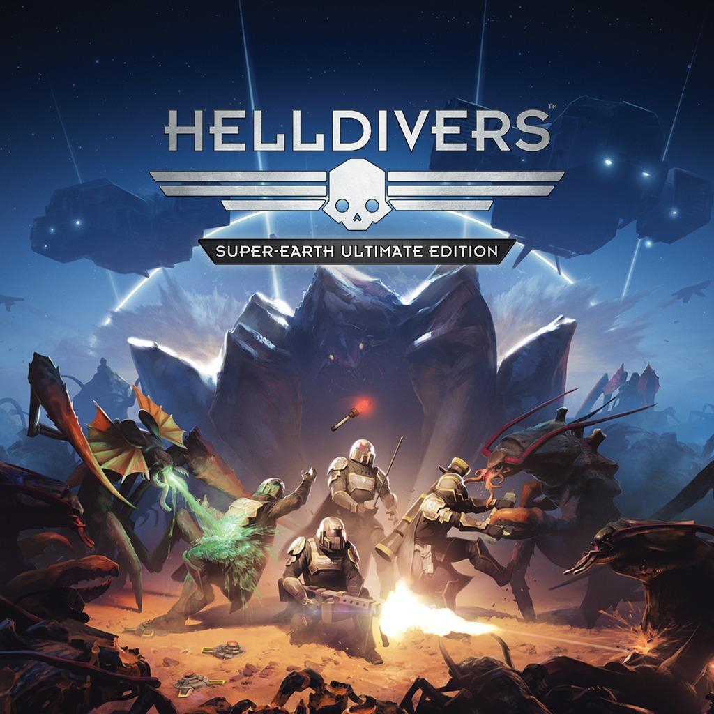 [Abonné PSN+] Sélection de jeux gratuits sur PS4 / PS3 / PS Vita - Ex : Helldivers gratuit sur PS4