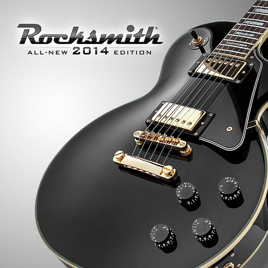 Rocksmith 2014 Edition sur PC (dématérialisé)