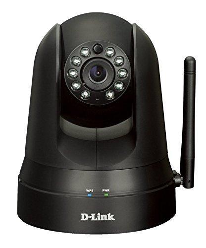 Caméra IP Wi-Fi D-Link DCS-5009L