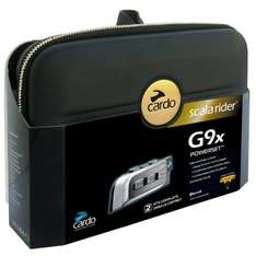 Intercom Cardo Scala Rider G9x Powerset