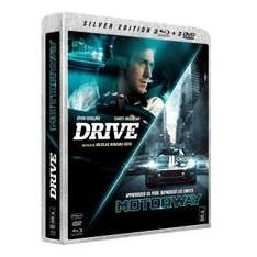 Combo Blu-Ray + DVD Drive Motorway Edition