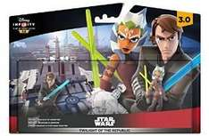 Pack Aventure Disney Infinity 3.0 : Twilight of the Republic