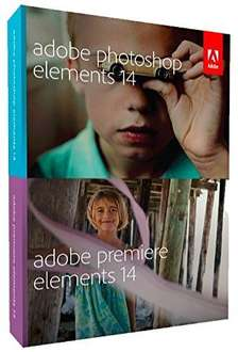 Adobe Photoshop Elements 14 + Premiere Elements 14 sur PC/Mac