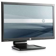"Ecran PC 20"" HP LA2006x - LED, 1600x900px, 5 ms, DisplayPort/DVI/VGA, Hub USB 2.0 - Destockage"
