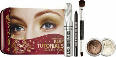 Coffret bareMinerals Starlit Eyes Glamour Eye Tutorial Collection