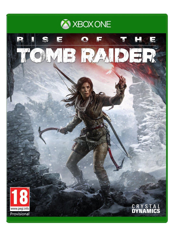 Jeu Rise of the Tomb Raider sur Xbox One (Import UK)
