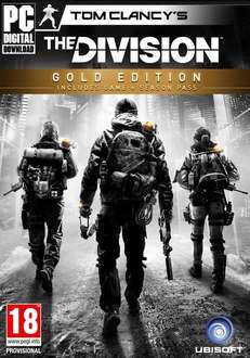 Précommande : Tom Clancy's The Division Gold Edition (Uplay)