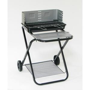 Barbecue pliant Somagic - 52x30cm
