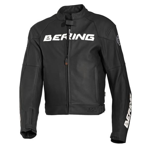 Blouson de moto Bering Harrisson en cuir
