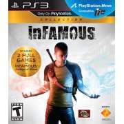 InFamous Collection sur PS3 : InFamous 1 & 2 & Festival of Blood