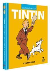 Coffret 7 DVD Tintin - L'Intégrale De L'Animation