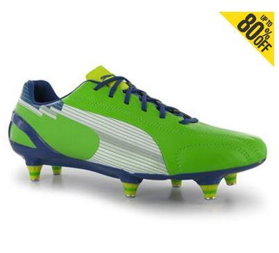 Chaussures de football Puma evoSpeed 1 SG pour Homme