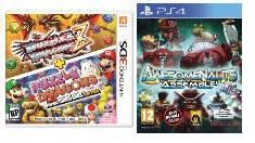 Sélection de Jeux en Promotion - Ex : Awesomenauts Assemble sur PS4 ou Puzzle & Dragons Super Mario Bros sur 3DS