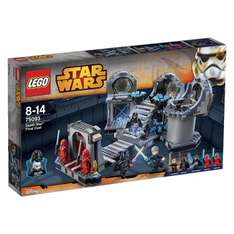 Jeu De Construction  Lego  Star Wars 75093 Le Duel Final de l'Étoile de la Mort