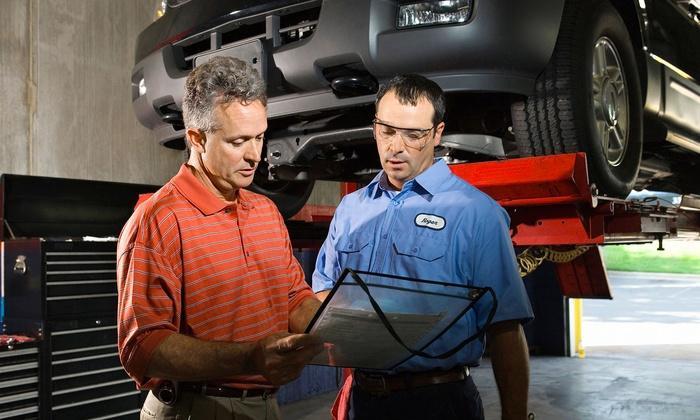 Forfait freinage : changement des plaquettes de freins avant de votre véhicule chez 123 Automobiles dès