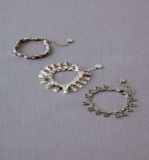 Lot de 3 bracelets Femme