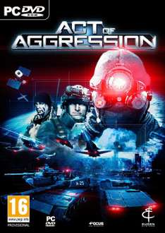 Act of Aggression -50% sur PC