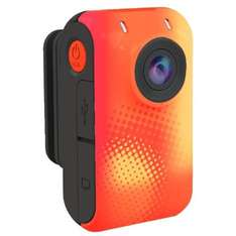 Pack Caméra Oregon Scientific Gecko HD + 4 coques + fixation universelle