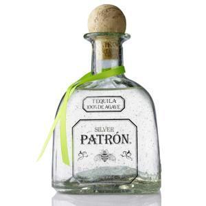 Bouteille de Tequila Patron silver - 70cl