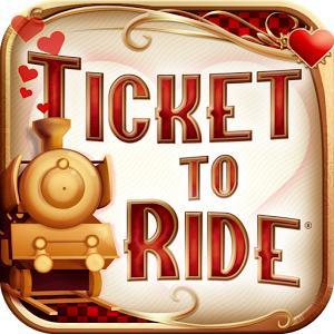 Sélection de jeux en promotion - Ex : Jeu Ticket to Ride sur Android