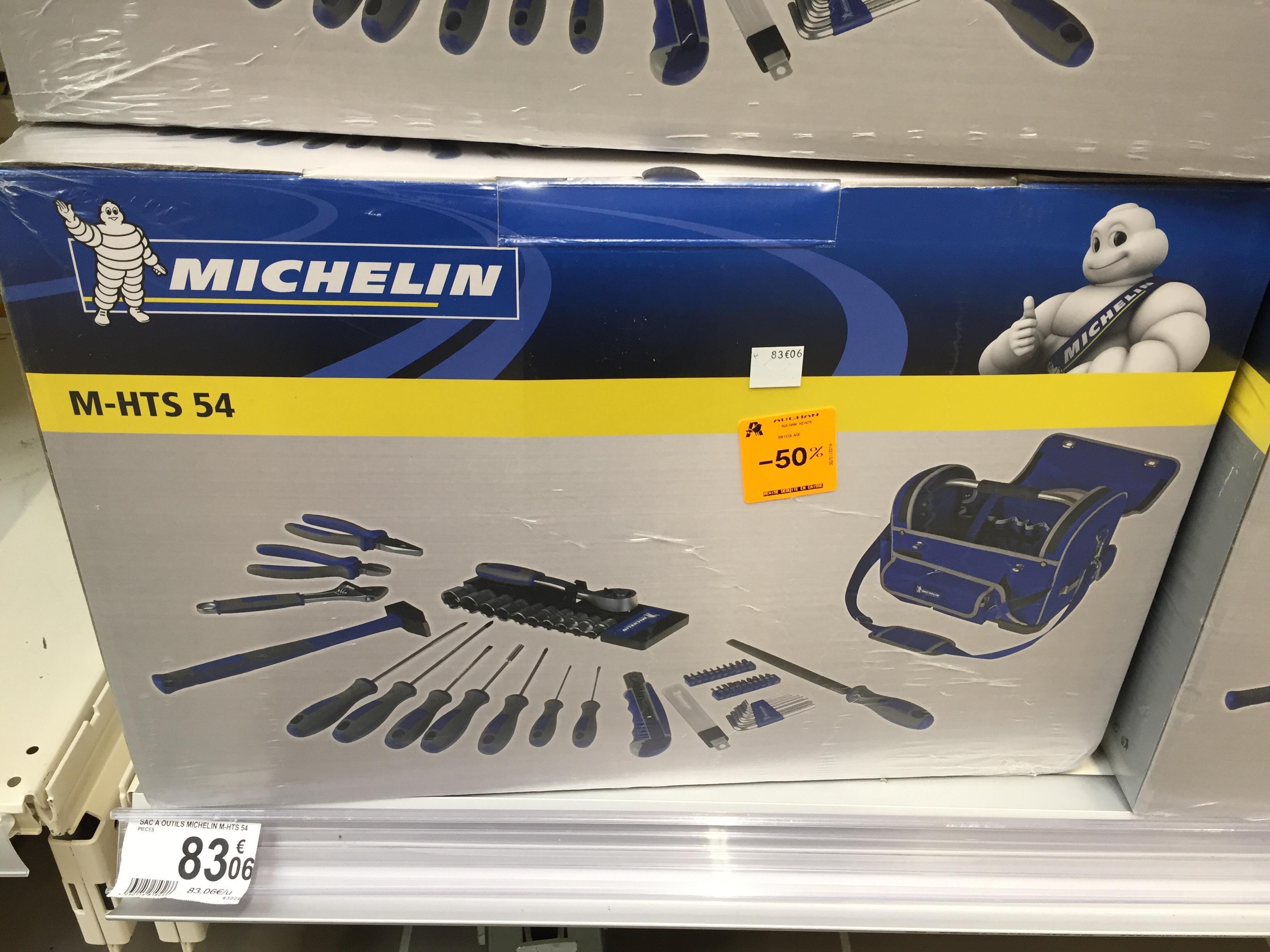 Sac à outils Michelin M-HTS 54