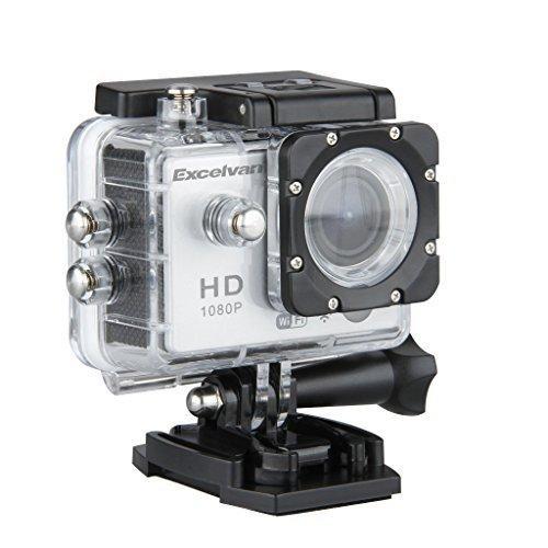 Caméra sportive  TC-DV6 1080p + Kit Accessoires