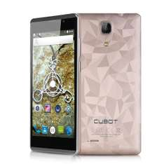 """Smartphone 5"""" Cubot P11 (HD, Android 5.1, Quad Cores 1.3GHz, RAM 1 Go, ROM 8 Go, Double SIM) Or"""