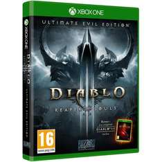 Jeu Diablo 3 : Reaper Of Souls sur Xbox One - Ultimate Evil Edition