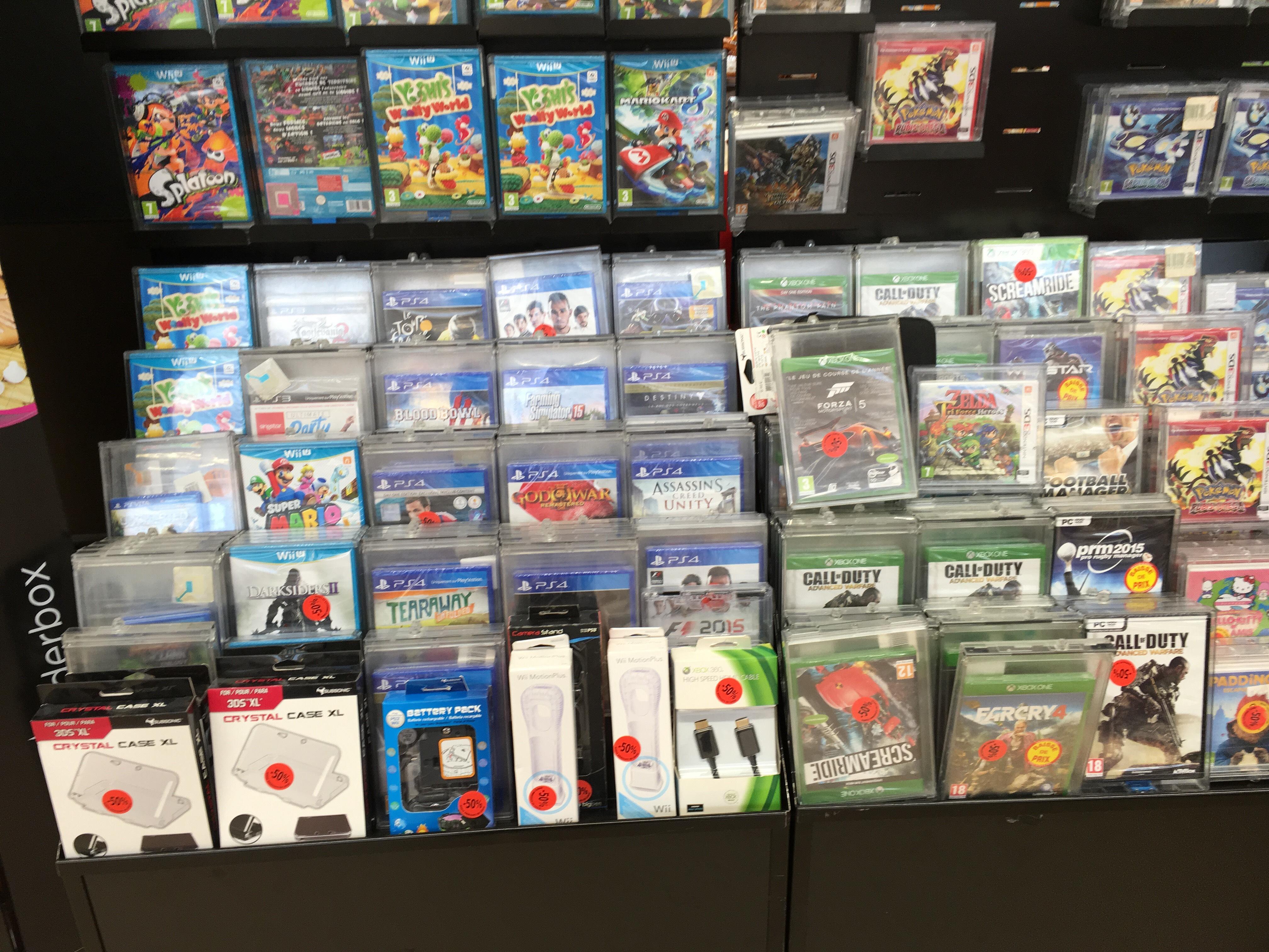 Sélection de jeux vidéo en promotion - Ex : Jeu Forza 5 sur Xbox One