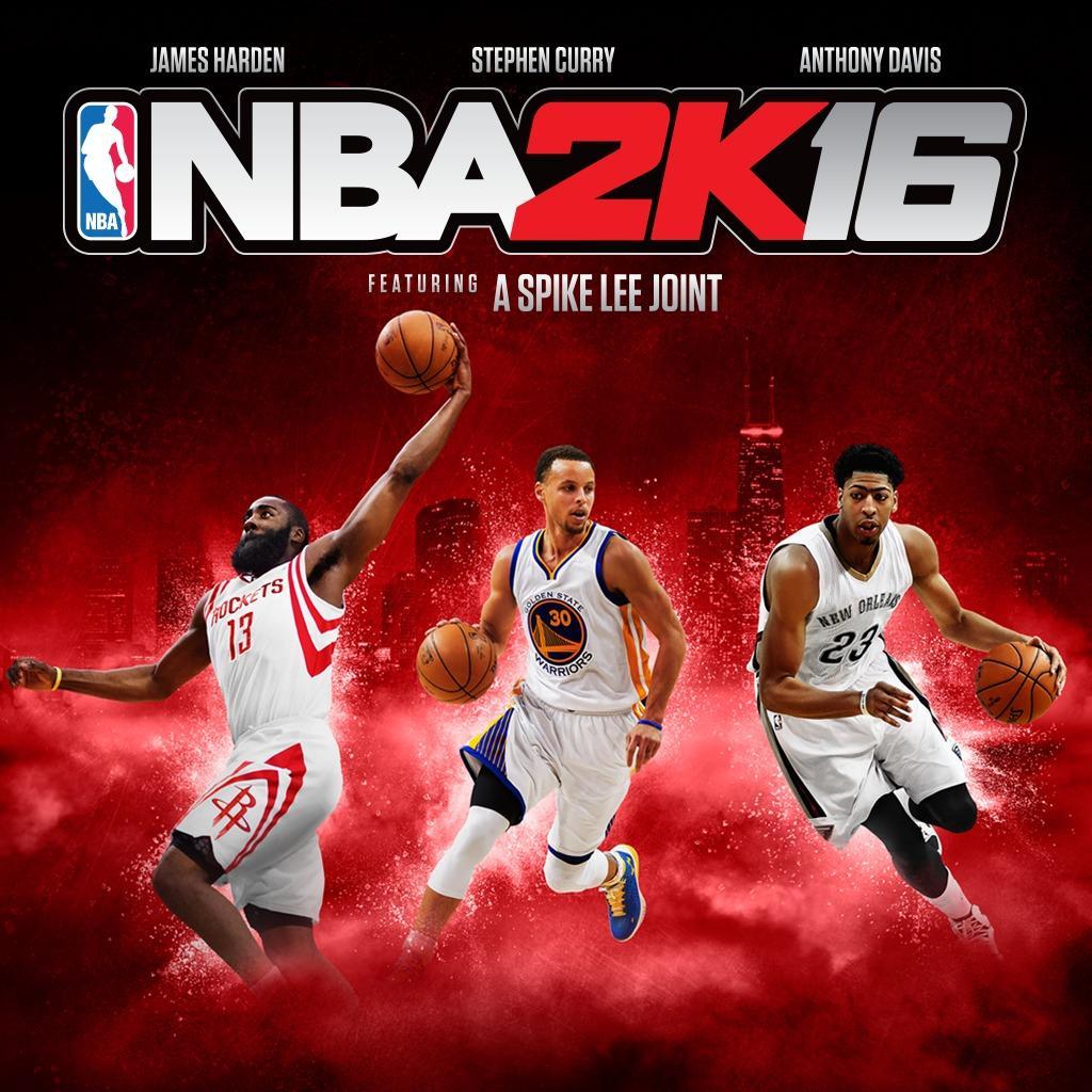 [Membres Gold] NBA 2K16 sur Xbox 360