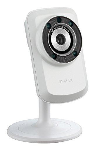Caméra réseau Wireless N Jour et Nuit D-Link DCS-932L/E
