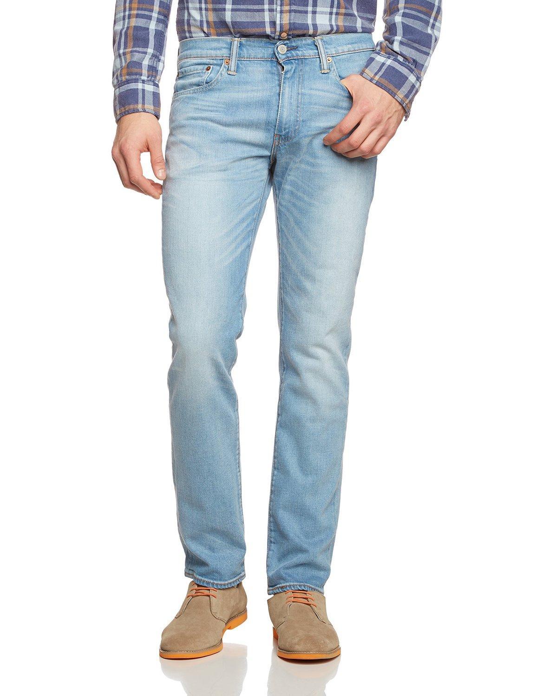 Jeans Slim Levi's 511 pour Homme - Bleu