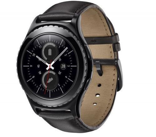Montre connectée Samsung Gear S2 Classic (via ODR de 50€)