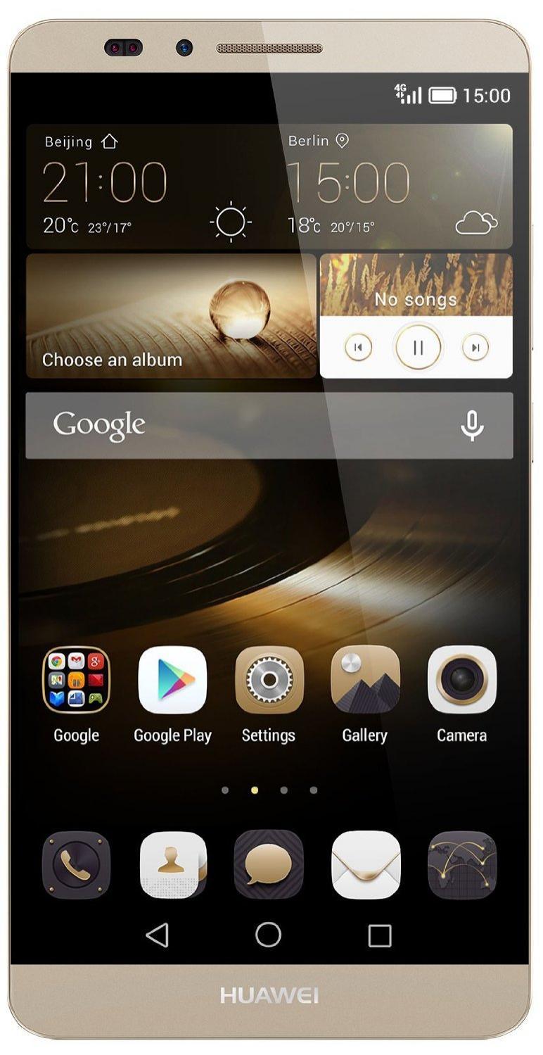"Smartphone 6"" Huawei Ascend Mate 7  (32 Go Rom, 3 Go Ram, Dual Sim)"