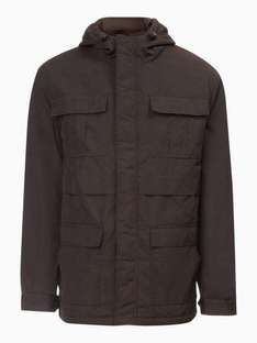 Parka homme P by Pataugas (Taille S) - Marron