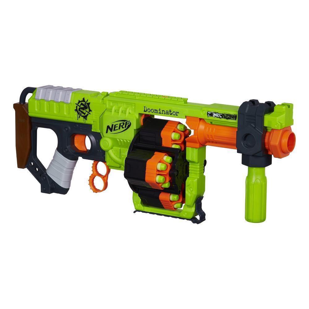 Pistolet Nerf Zombie Strike Doominator (avec ODR 50%)